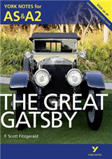Great Gatsby: York Notes for AS & A2