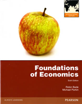 Foundations of Economics, plus MyEconLab with Pearson eText