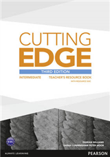 Cutting Edge 3rd Edition Intermediate Teacher\'s Book and Teacher\'s Resource Disk Pack
