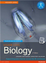 Pearson Baccalaureate Biology Higher Level 2nd edition print