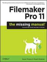 Filemaker Pro 11: The Missing Manual