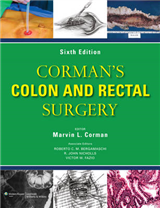 Corman\'s Colon and Rectal Surgery