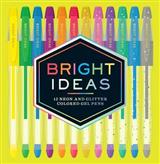 Bright Ideas Neon and Glitter Colored Gel Pens