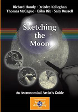 Sketching the Moon: An Astronomical Artist\'s Guide