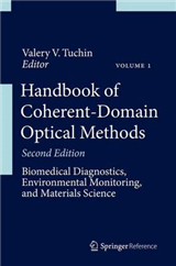 Handbook of Coherent-Domain Optical Methods: Biomedical Diagnostics, Environmental Monitoring, and Materials Science