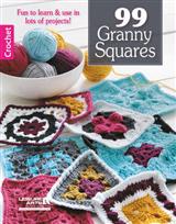 99 Granny Squares