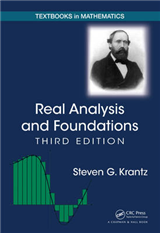 Real Analysis and Foundations