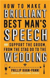 How To Make a Brilliant Best Man's Speech