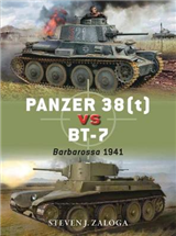 Panzer 38t vs BT-7