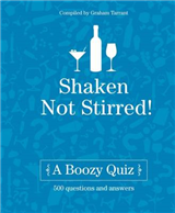 Shaken Not Stirred: A Boozy Quiz