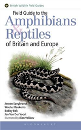 Field Guide to the Amphibians and Reptiles of Britain and Eu