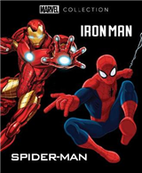 Marvel Collection Iron Man & Spider-Man