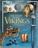Story of the Vikings Picture Book