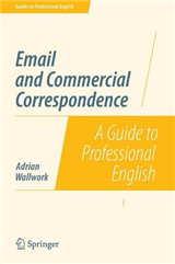 Email and Commercial Correspondence