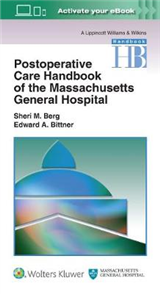 Postoperative Care Handbook of the Massachusetts General Hos