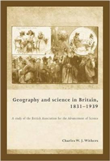 Geography and Science in Britain, 1831-1939