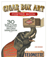 Cigar Box Art Poster Book