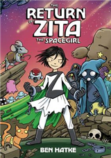 Return of Zita the Spacegirl