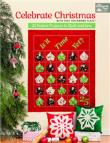Celebrate Christmas: With That Patchwork Place