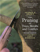 The Pruning of Trees,Shrubs and Conifers