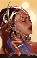 Warlord of Mars: Dejah Thoris Volume 4 - The Vampire Men of Saturn