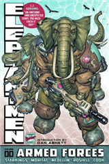 Elephantmen Volume 00