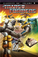 Transformers Classics Uk Volume 3