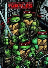 Teenage Mutant Ninja Turtles: Volume 4: The Ultimate Collection