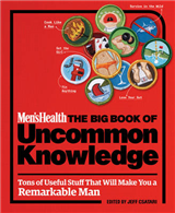 Men\'s Health: The Big Book of Uncommon Knowledge