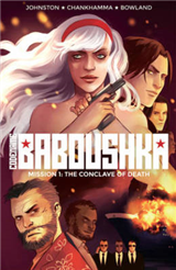 Codename Baboushka Volume 1: The Conclave of Death