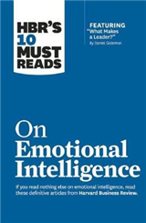 "HBR\'s 10 Must Reads on Emotional Intelligence (with featured article ""What Makes a Leader?"" by Daniel Goleman)(HBR\'s 10 Must Reads)"