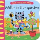 Millie in the Garden