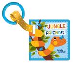 Jungle Friends Buggy Book