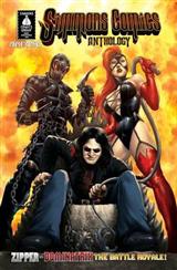 Simmons Comics Anthology: v. 1