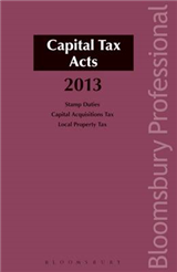 Capital Tax Acts
