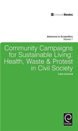 Community Campaigns for Sustainable Living: Health, Waste & Protest in Civil Society
