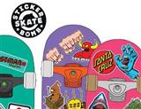 Skateboard Stickers: 150 Classic Skateboard Stickers