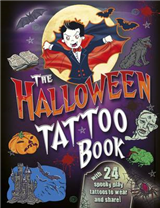 The Halloween Tatto Book