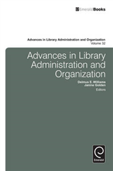 Advances in Library Administration and Organization