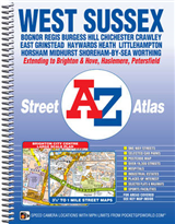 West Sussex Street Atlas