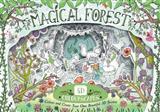 3D Colourscape Magical Forest