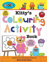 Kitty\'S Colouring Activity Book: Schoolies