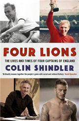 Four Lions: The Lives and Times of Four Captains of England