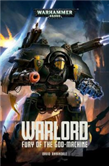 Warlord: Fury of the God-Machine