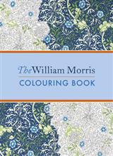 William Morris Colouring Book