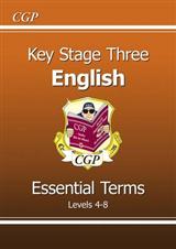 KS3 English Essential Terms - Levels 4-8