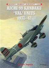 Aichi 99 Kanbaku \'Val\' Units: 1937-42