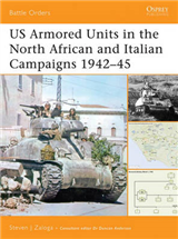 Us Armored Units in the North African and Italian Campaigns