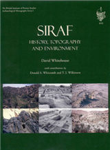 Siraf: History, Topography and Environment