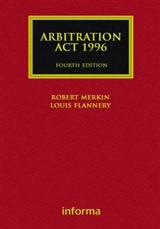 Arbitration Act, 1996